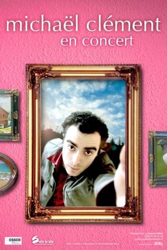 MICHAËL CLÉMENT - AFFICHE 2005