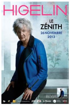 Higelin / Zénith