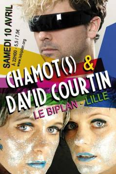 David Courtin / Chamot(s)