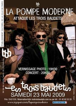 La Pompe Moderne / Les Trois Baudets