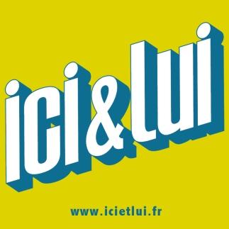 ICI & LUI - STICKER