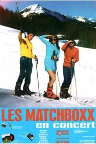 LES MATCHBOXX - AFFICHE