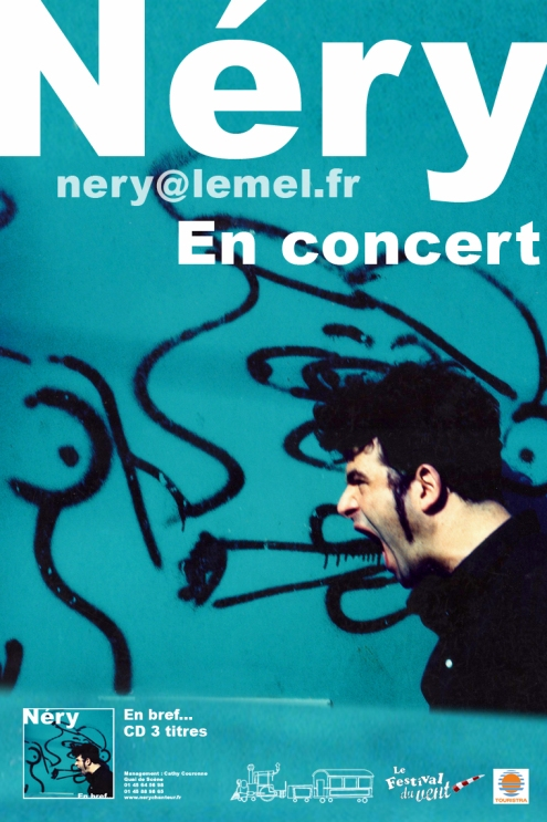 NERY - AFFICHE 1998