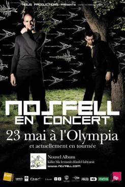 Nosfell Flyer Olympia