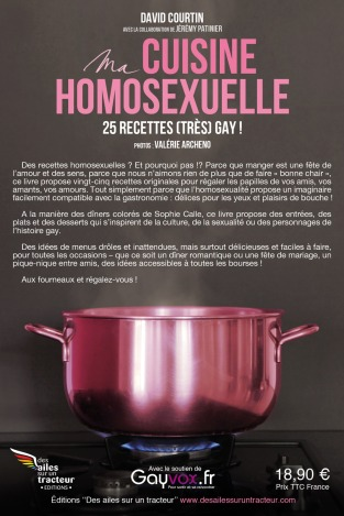 Ma Cuisine Homosexuelle