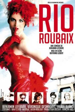 RIO ROUBAIX - AFFICHE
