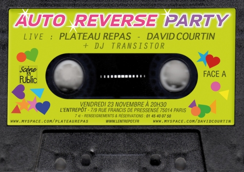 AUTO REVERSE PARTY